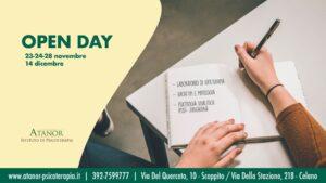 OPEN DAY/Lezioni aperte
