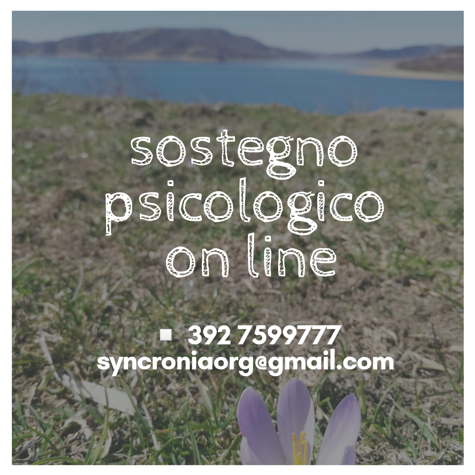 EMERGENZA CORONAVIRUS: l'importanza del sostegno psicologico