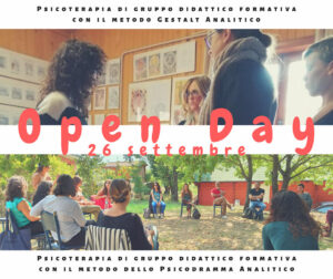 Open Day 26-27 Settembre 2020