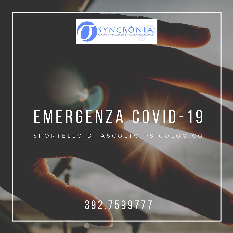 Sportello Psicologico Emergenza Covid-19