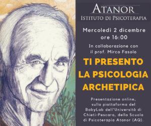 Read more about the article Ti presento la psicologia archetipica: Evento Online