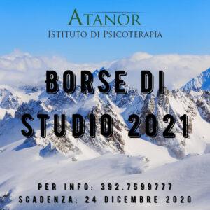 Read more about the article BORSE DI STUDIO PER STUDENTI DI PSICOLOGIA E MEDICINA